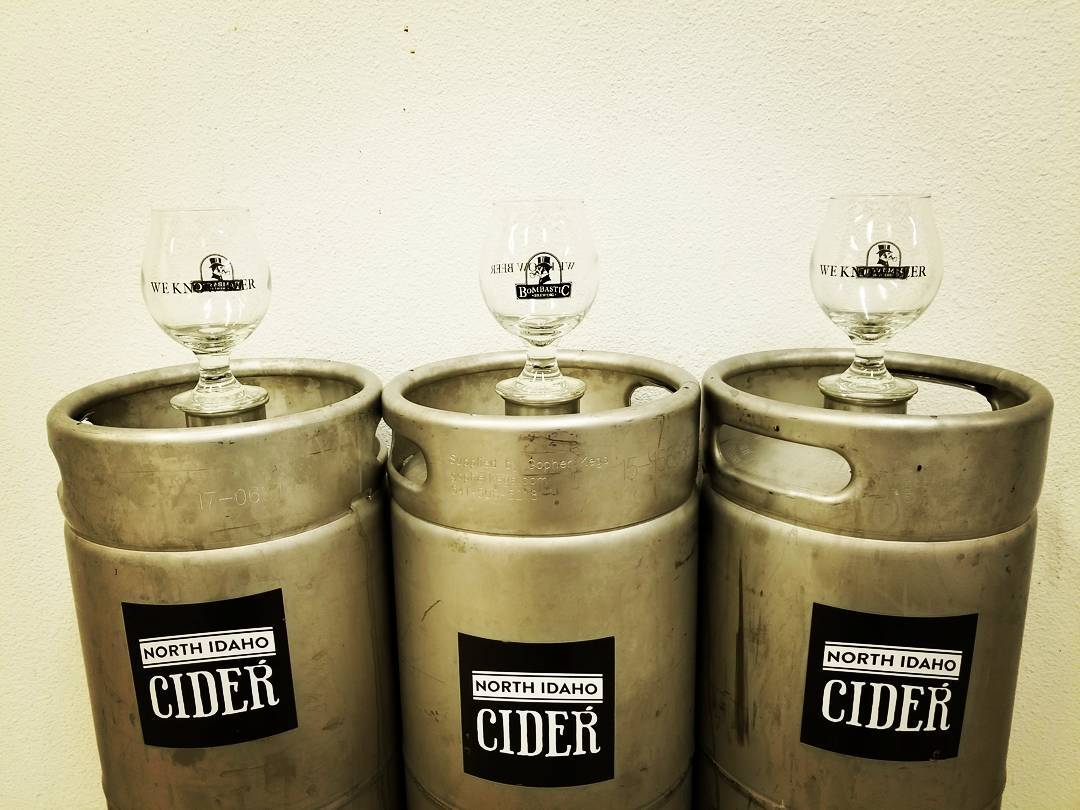 "You may think these are filled with cider.. But ""wit"" would you know."
