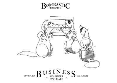 Business Adambier