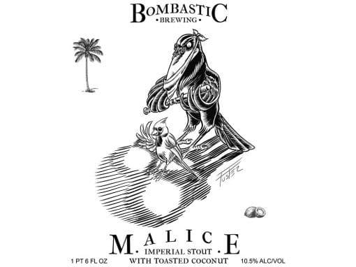 Coconut Malice Stout