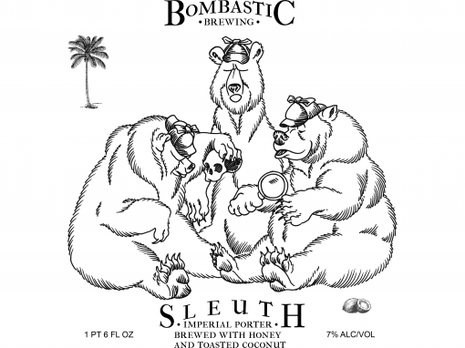 Coconut Sleuth Porter
