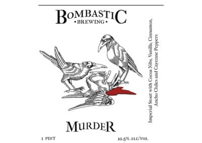 Murder Imperial Stout