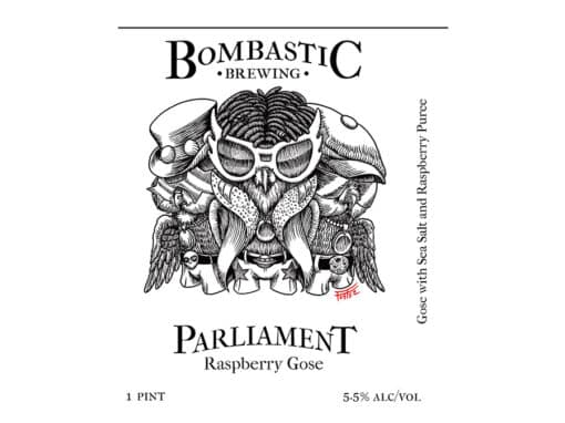 Parliament Raspberry Gose