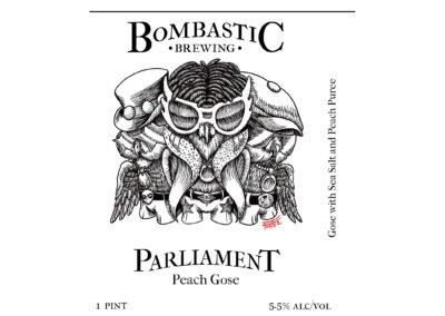 Parliament Peach Gose